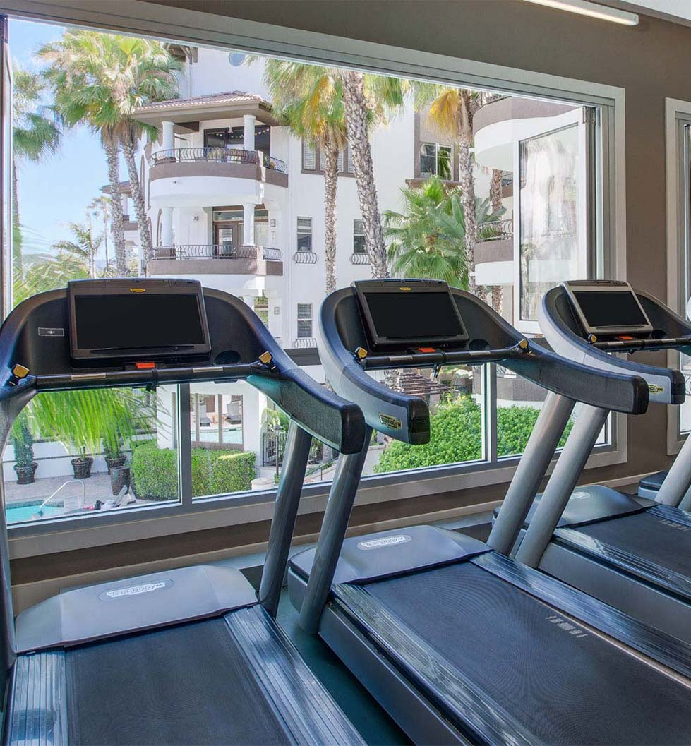 Palazzo West  - Los Angeles, CA - Fitness Center